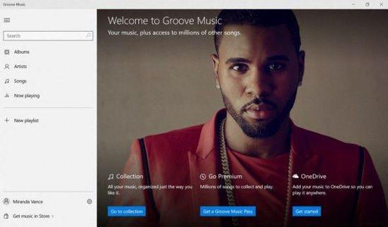 和Xbox没关系?微软正式将Xbox Music更名为Groove Music1