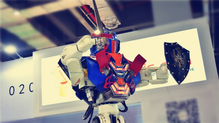 CiROS上的那些机器人,都要成精了9