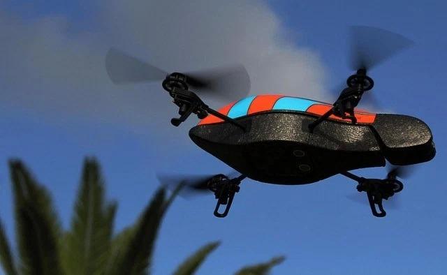 无人机也能传播监控软件,分分钟你就可能被监控了