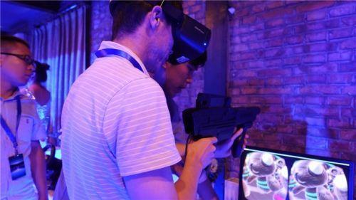 大朋头盔:低延迟造就逼真的虚拟现实体验2