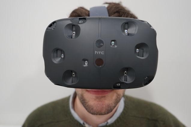 以虚拟现实骨灰级开发者视角,来看VR智能硬件平台3