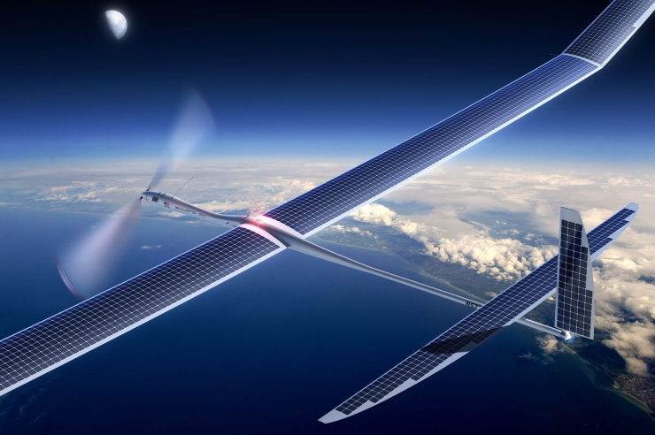 谷歌攀上NASA ,不用出国测试无人机
