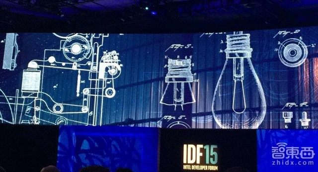 盘点2015年英特尔旧金山IDF峰会上的黑科技12