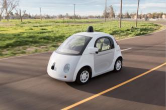 Google的无人驾驶没有雨刷器,下雨天你还敢坐吗?1