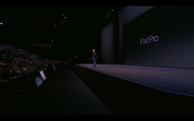 一分钟浏览苹果发布会:iPad Pro抢尽风头,完成大屏布局3