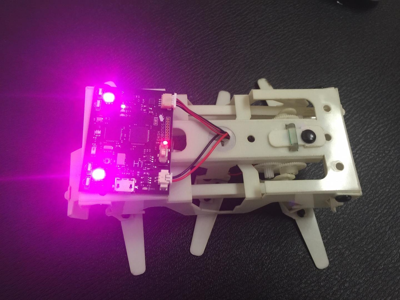 萌萌哒的Dash昆虫机器人,让孩子边玩边成才 4