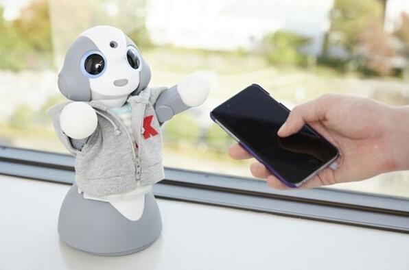 UBIC推服务机器人Kibiro,明年正式发售2