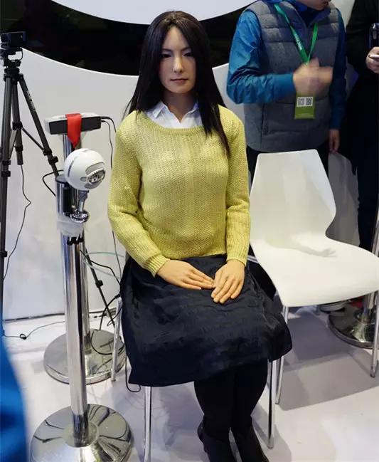 全球最厉害的机器人都在北京!快来看!1