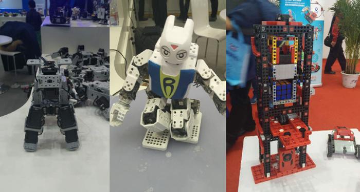全球最厉害的机器人都在北京!快来看!2
