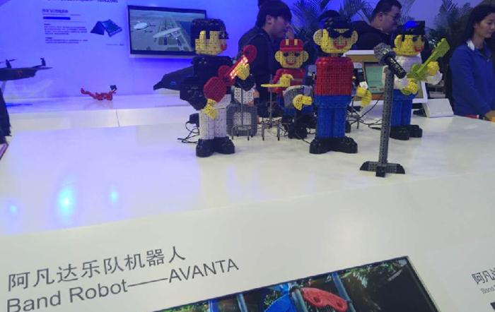 全球最厉害的机器人都在北京!快来看!3