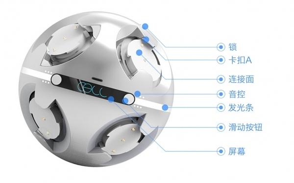 CellRobot一抵多!你怎么拼,它就怎么工作!2