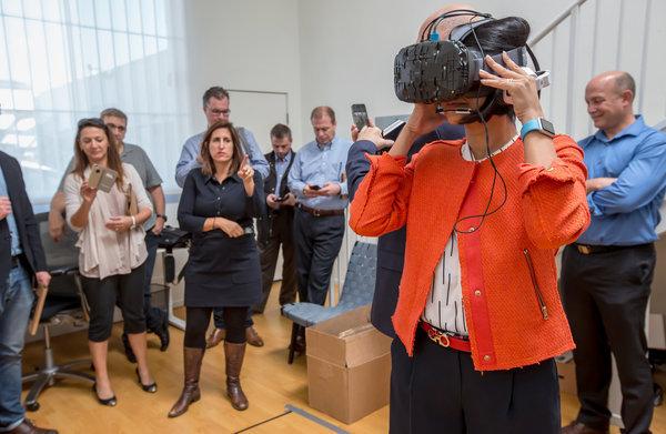 虚拟现实技术的总攻趋势势不可挡3