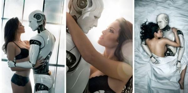 2050年,人类根本不可能阻止性爱机器人1