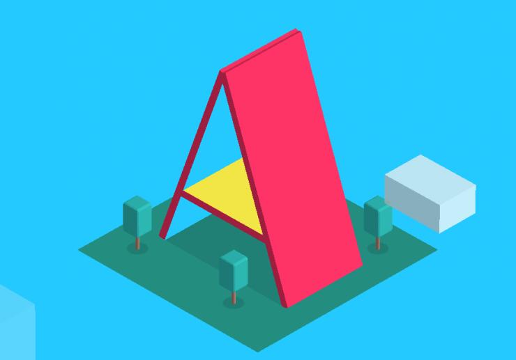 有了开源框架A-Frame,开发VR网页so easy !