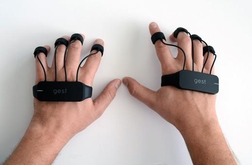 结合人体部位,将虚拟现实做到更完美2