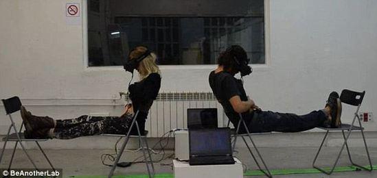 大消息:虚拟现实已经可以让你互换性别了!4