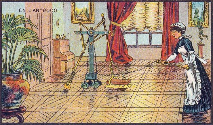来自 100 年前不可思议的绘画预言19
