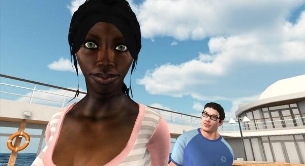 Steam新作《VR真实社交》免费多人社交,但画质堪忧