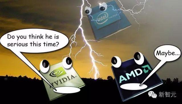 英特尔全球裁员1.2万,人工智能时代CPU正被拉下王座?