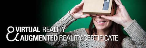 为加快VR内容开发,美国科格斯韦尔学院推出VR/AR证书课程