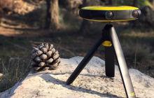 GoPro Omni太贵?4K全景VR相机Vuze或许是你的菜