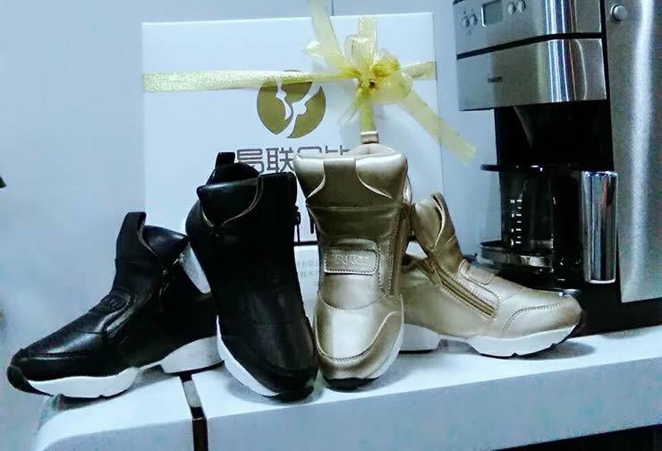 将柔性传感技术应用于智能服饰,贝比科技希望将时尚与科技相融合