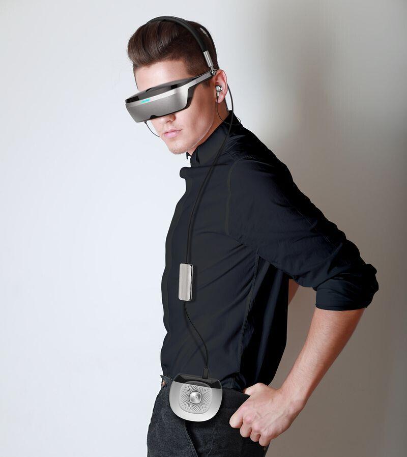 E3新秀Immerex发布VRG-9020,会是一款颠覆VR行业的头显吗?