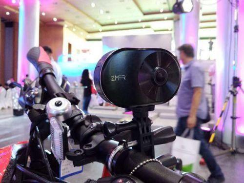 超越GoPro的ZMER全景相机是如何爆红的