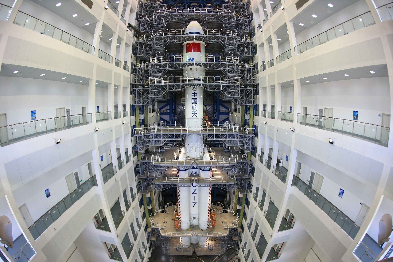 关于新一代运载火箭长征七号的二三事