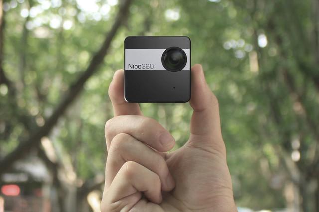 啥都能干体积还是全球最小,这款360度相机逆天了