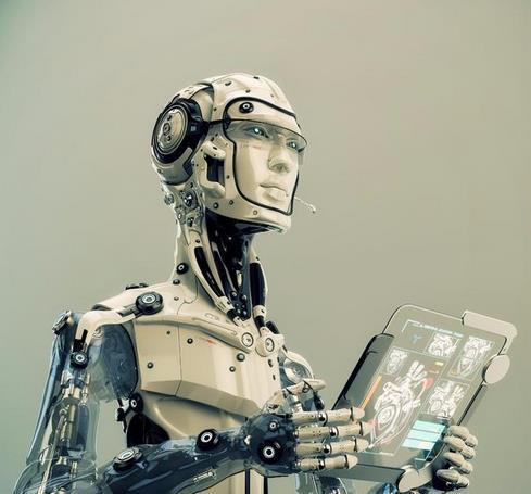 机器人上岗,到了跟美女HR说拜拜的时候了?