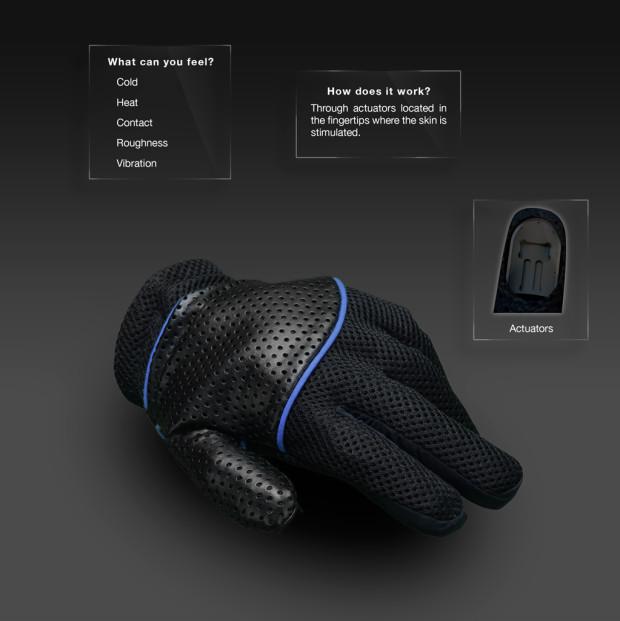 PowerClaw触觉手套,让虚拟现实来的更真实一点