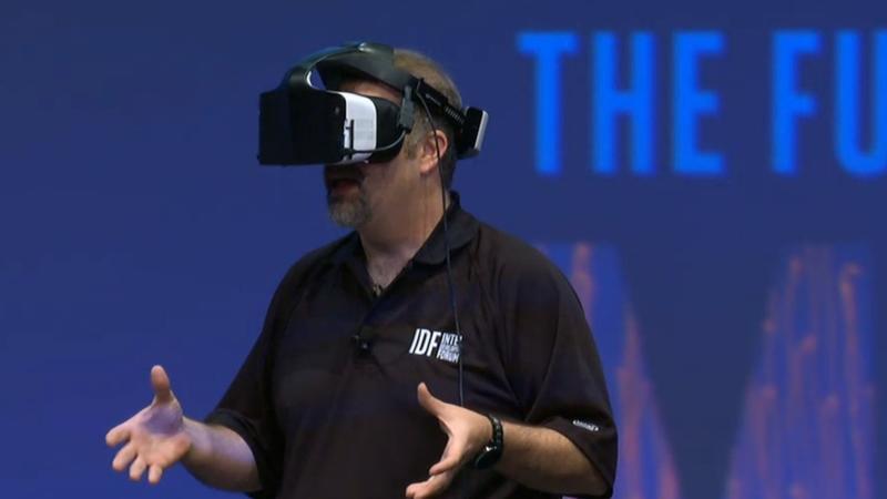 英特尔瞄准VR/AR市场,能够杀出重围吗?