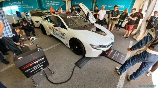 Roborace方程式赛车融入无人驾驶元素