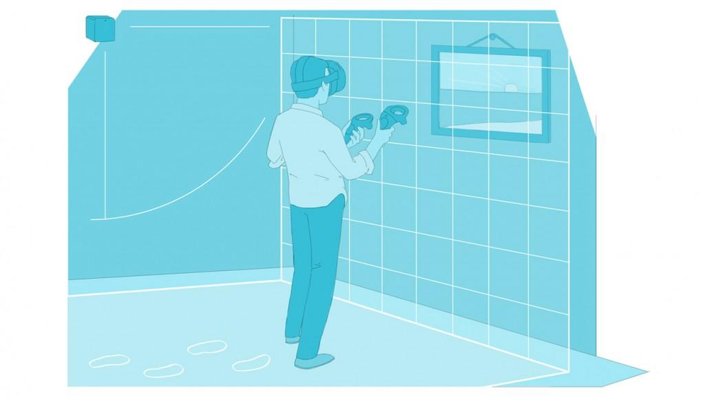 为了给你们安全感,Oculus也要研发边界系统