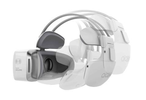 阿尔卡特推出VR一体机Alcatel Vision,售价3800元!