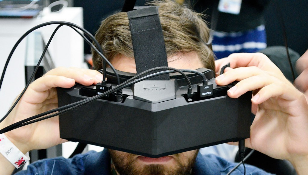 宏碁StarVR正式出货,目标是IMAX VR体验中心