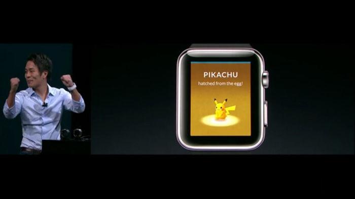 戴着智能表抓精灵?《Pokemon GO》将登陆Apple Watch