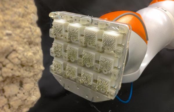 斯坦福大学打造微型多刺抓爪,让机器人也成为攀岩好手