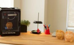 有了这台3D打印机,人人都是造物主