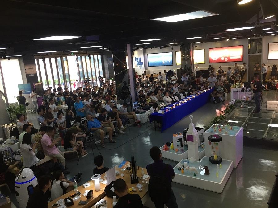 VR创投寻鹰会,一场深圳VR行业人的大聚会