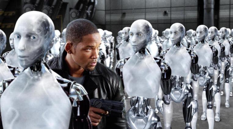 机器人伤人事件没有意识的它只是人类操控下的傀儡
