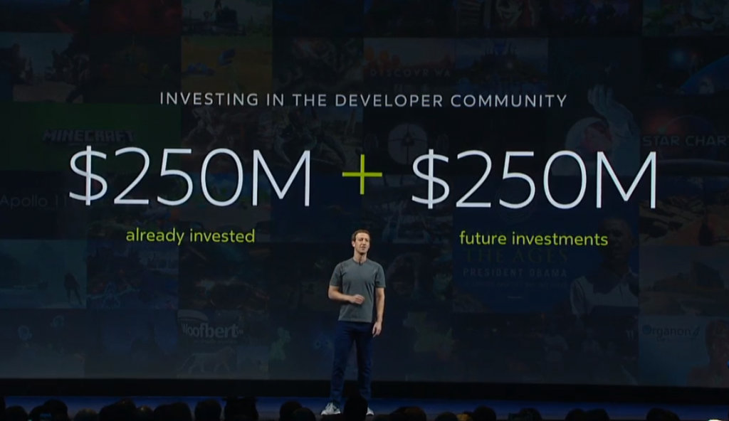 VR游戏的四招生财之道