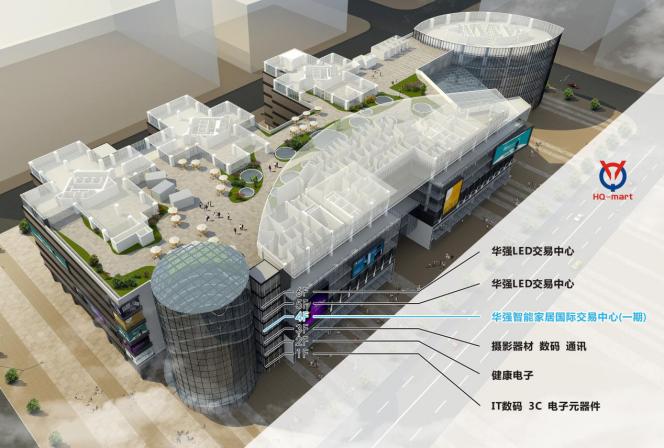 中国智能家居产业联盟携手深圳华强构建国内首个智能家居交易中心