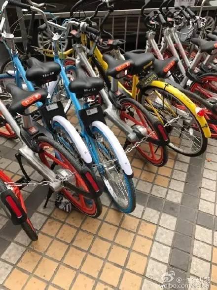 大雪已过,冬至将来,共享单车的玩家们还好吗?