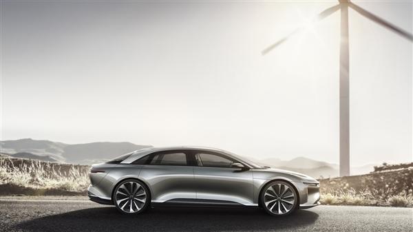 定位高端市场,贾跃亭投资的Lucid Motors电动车即将发布