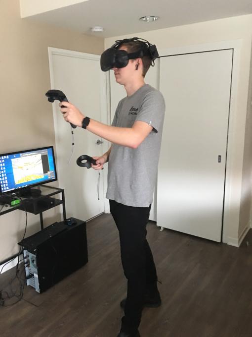 这家公司用云计算传输,为PC VR设备推出无线解决方案