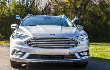 为量产做准备,福特全新自动驾驶车型亮相
