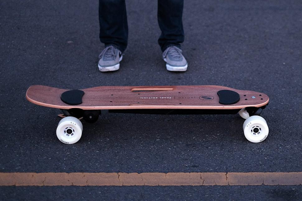 Zboard开启滑板新玩法,四种速度模式任你挑