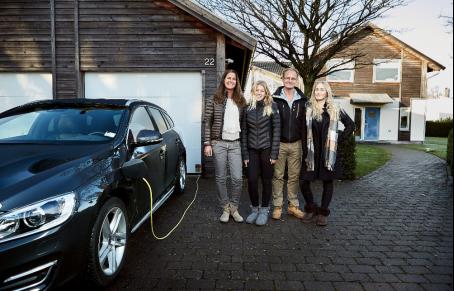 沃尔沃正式启动全球最大规模自动驾驶测试项目Drive Me